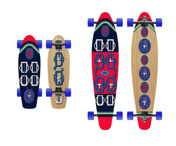The Hermès boards