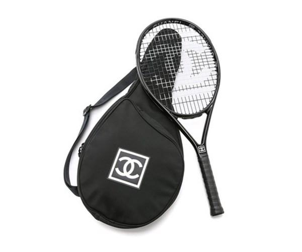 Vintage Chanel Tennis Racquet & Case, $4,893.74, at [Shopbop](https://www.shopbop.com/vintage-chanel-tennis-racket-bag/vp/v=1/1533158862.htm).