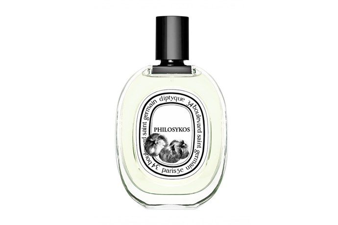 Philosykes, $155, Diptique at [Mecca](http://www.mecca.com.au/diptyque/philosykos-edt/V-014547.html) <br><br> **Top notes:** Barky leaves, ripe fruit, milky sap and a hint of white cedar.