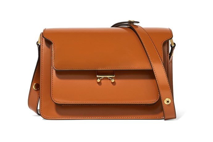 Bag, $2,371, Marni at [Net-a-Porter](http://rstyle.me/~a68Jk) <br><Br> **Compartments:** Four, plus two interior zip pockets, one slip pocket and one card holder.