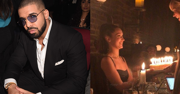 Drake Paid For Bella Hadid's 21st Birthday Party!