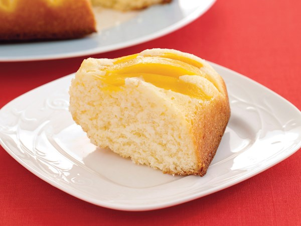 Mango andamp; Coconut Cake