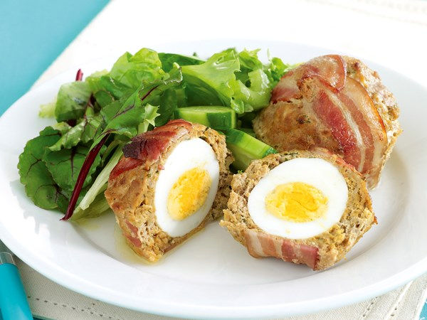 Spiced Scotch Eggs