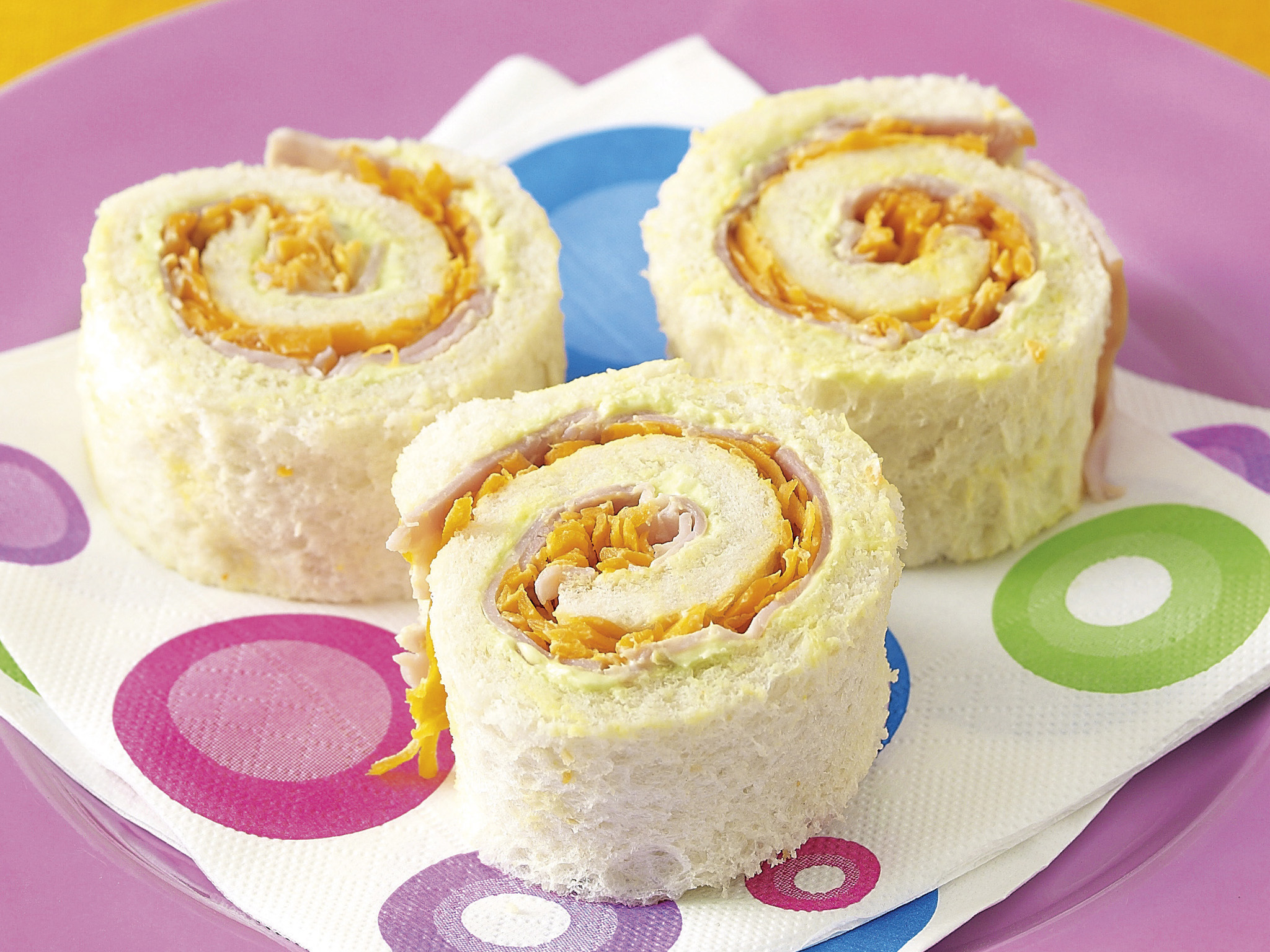 Pinwheel Sandwiches recommendations
