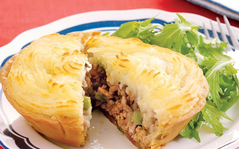 Make it easy with mince - meat pies recipe | FOOD TO LOVE