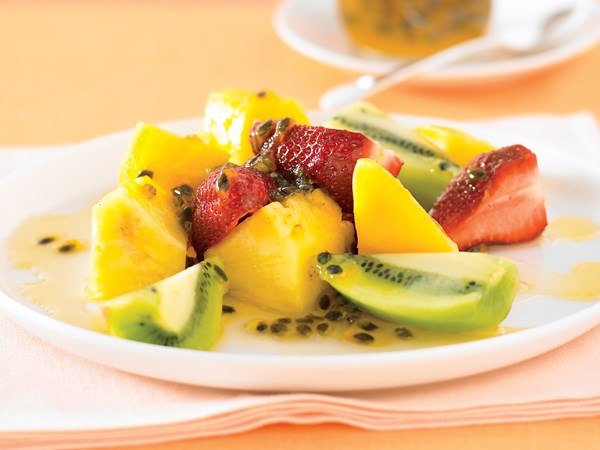 Sweets Passionfruit - Passionate Ways - Passionfruit Salad