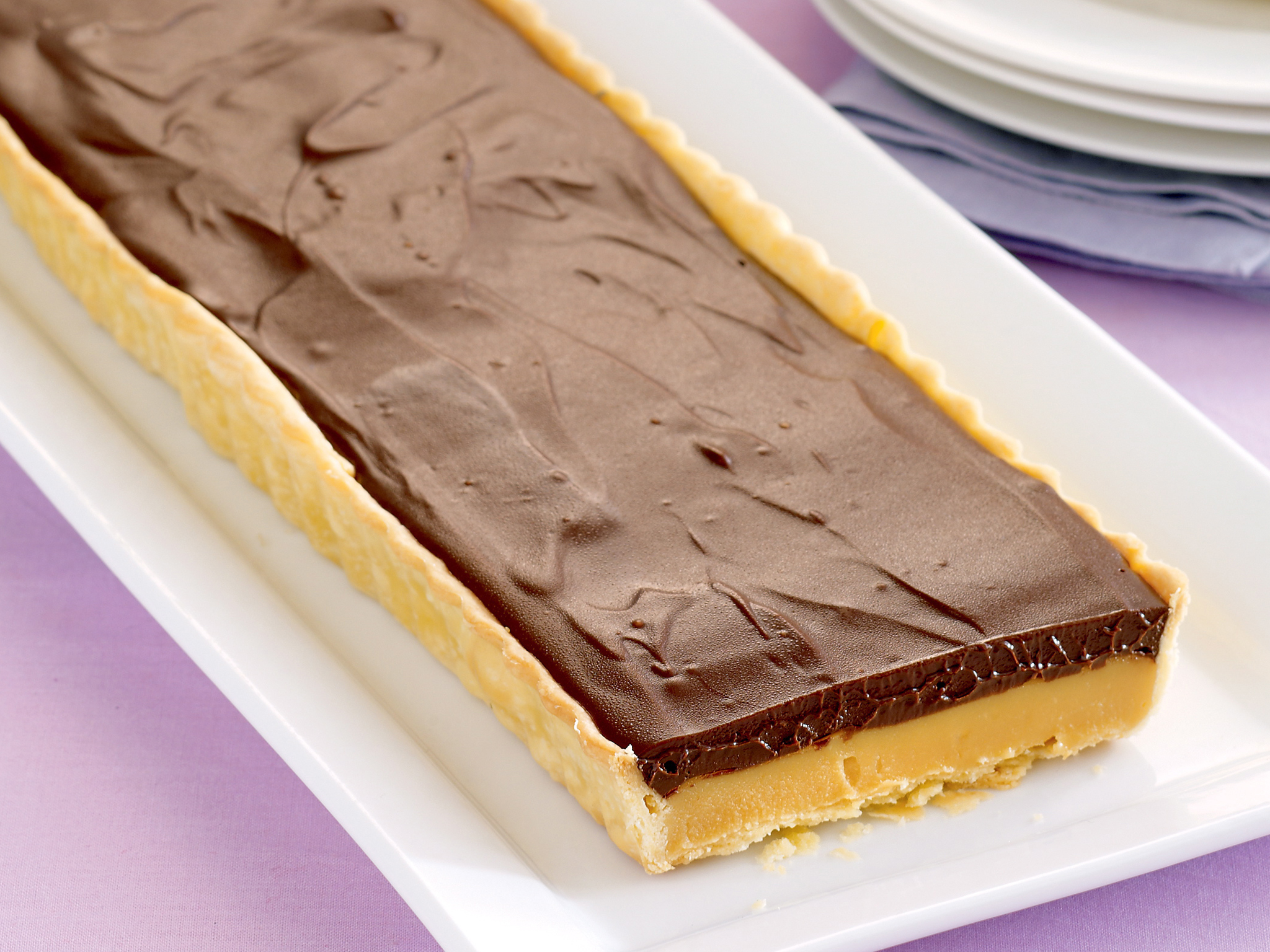 recipe: caramel tart recipe condensed milk [23]