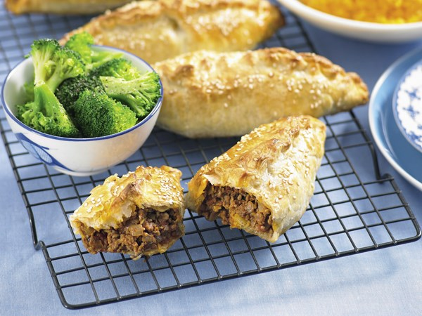 Bolognese pasties