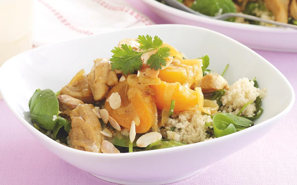 Apricot chicken recipe | FOOD TO LOVE