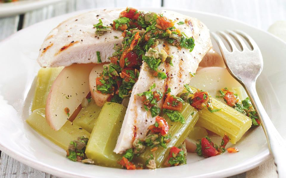 Braised Chicken With Capers And Parsley Recipes — Dishmaps