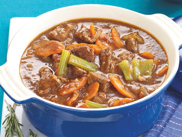 Beef and Beer Casserole