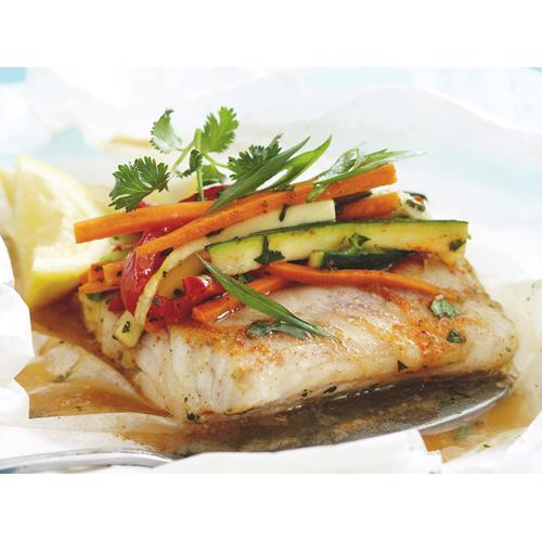 Moroccan fish parcels recipe food to love for Moroccan fish recipe