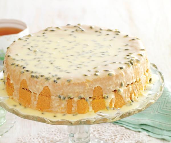 Genoese Sponge Cake Recipe