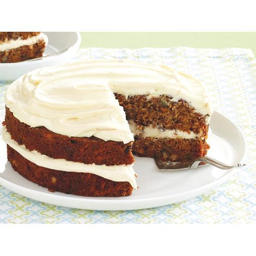 Kumara And Orange Cake