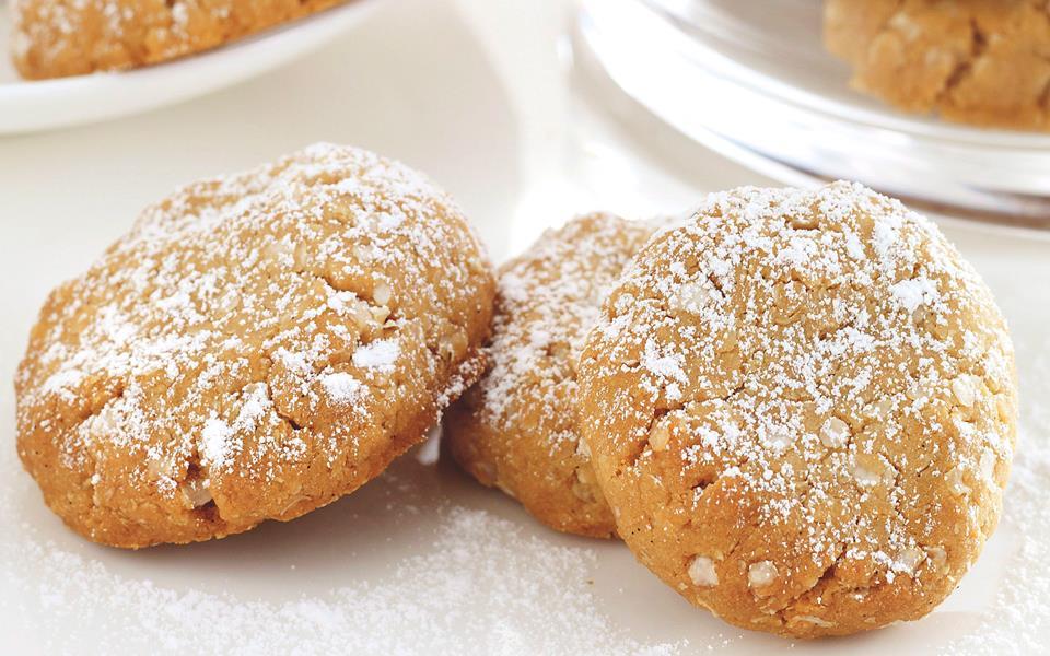 Quinoa Cloud Cookies Recipes — Dishmaps