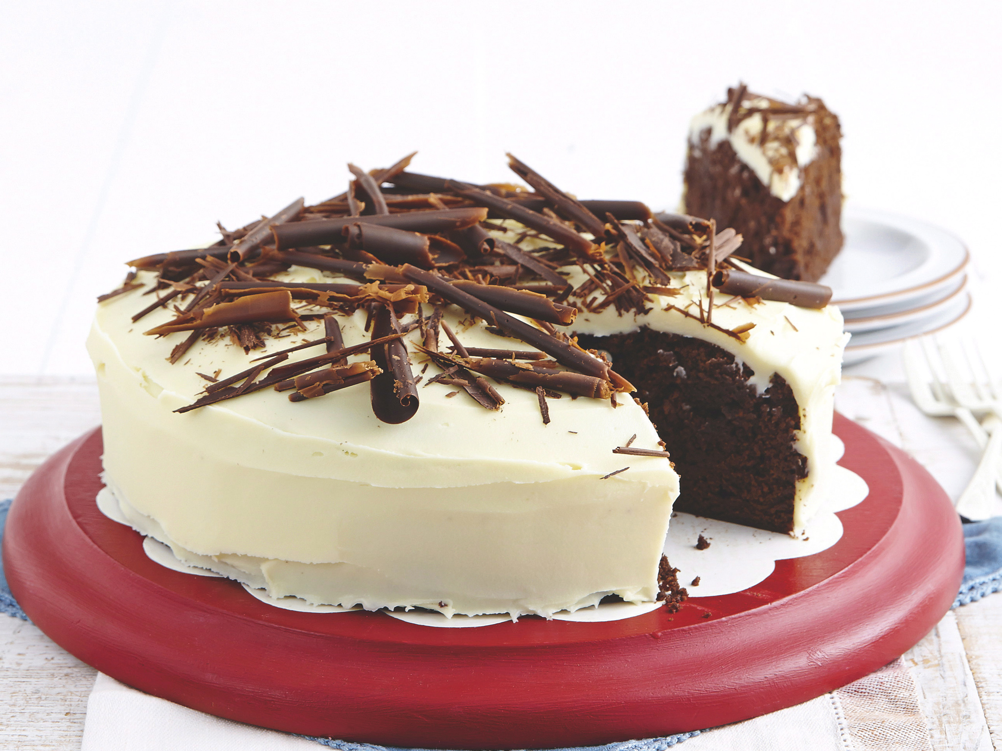 Simple mud cake recipe