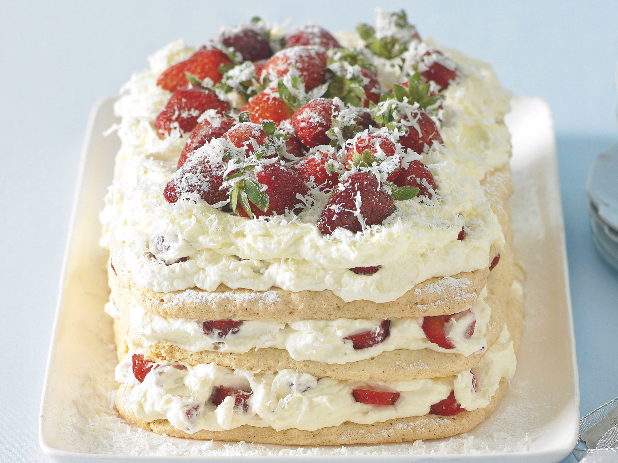 Chocolate-Cherry, Pistachio, And Raspberry Ice Cream Cake Recipe ...