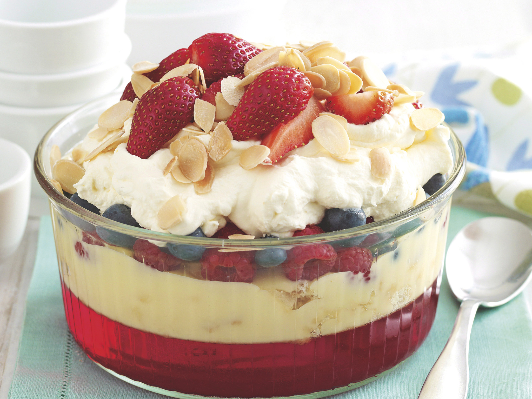 pics Mixed Berry Trifle Recipe