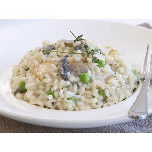 Mushroom Pea Risotto Food Network