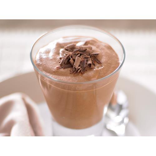 Chocolate Mousse G Dark Chocolate Ml Thickened Cream
