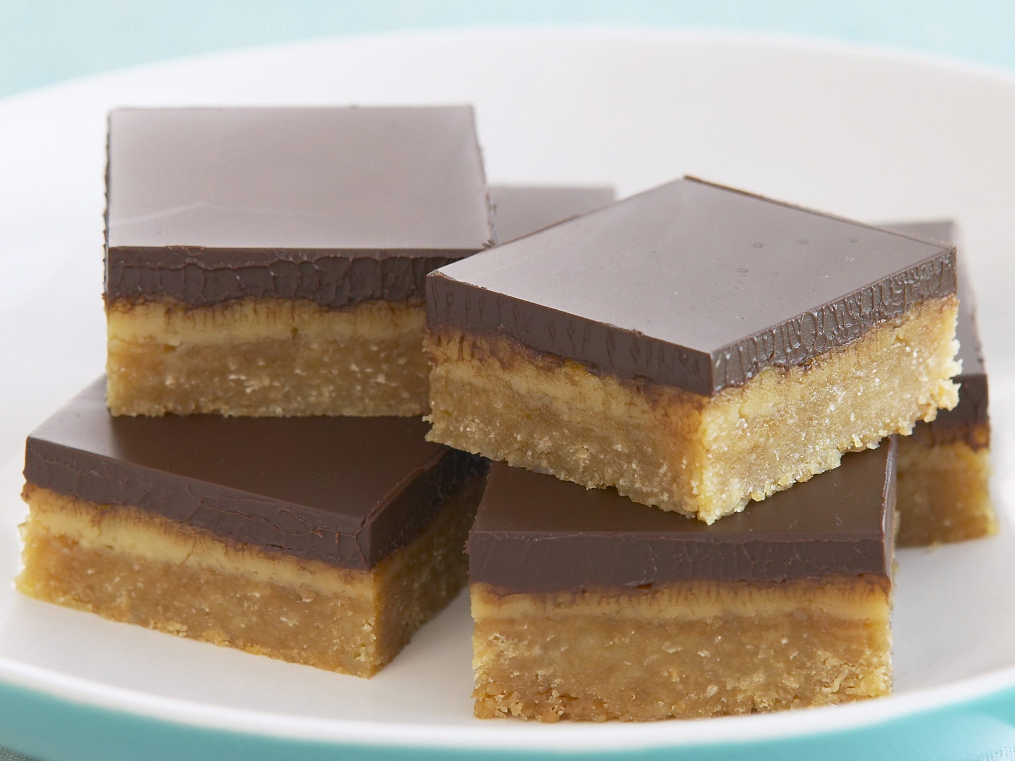 Easy caramel slice recipe australia - Food for health recipes