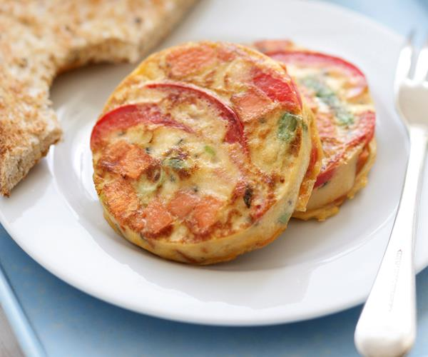 Mini kumara frittatas recipe | Food To Love