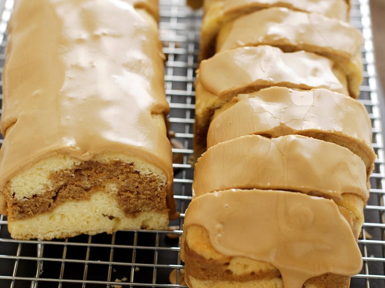 Glazed Coffee Cake Recipe Food To Love