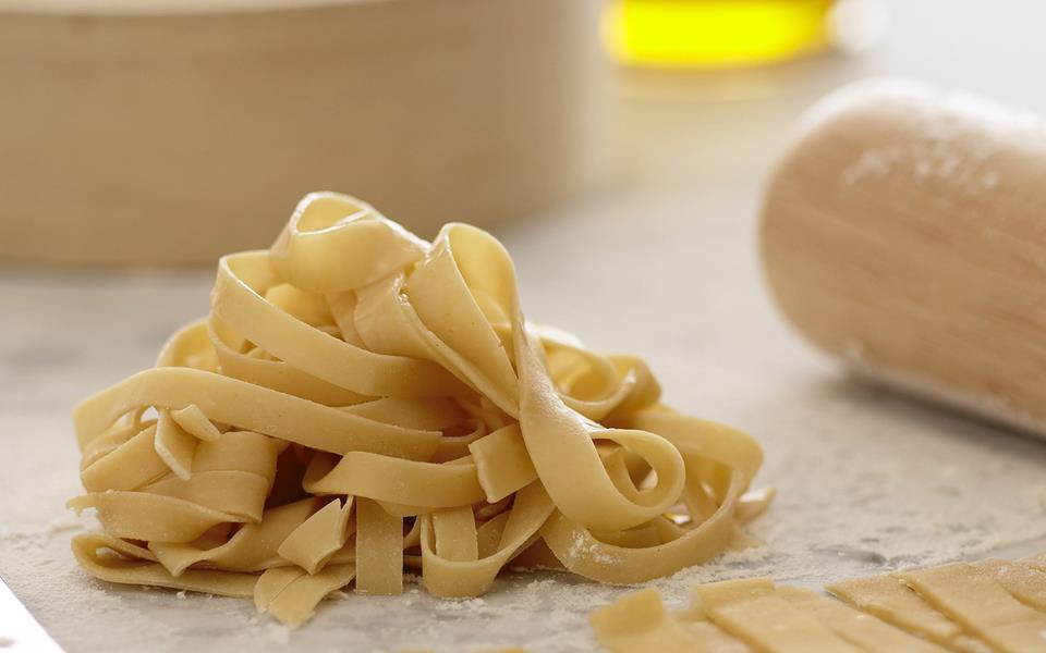 Homemade Pasta Dough Recipe — Dishmaps