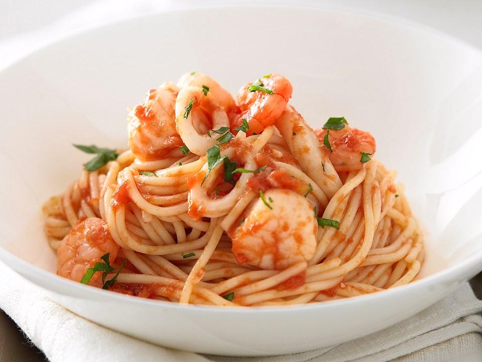 Spaghetti Marinara Recipe Food To Love