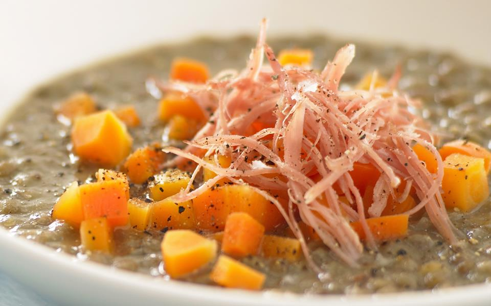 Lentil and ham soup recipe | FOOD TO LOVE