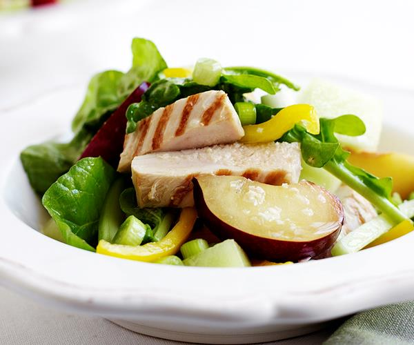 grilled chicken salad asian grilled chicken grilled lemongrass chicken ...