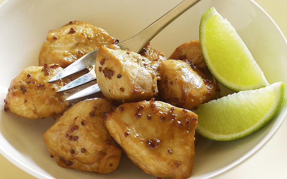 Chinese honey chicken recipe | FOOD TO LOVE