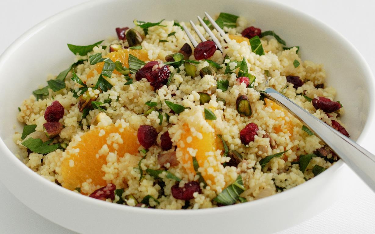 Coucous Salad Cranberry and pistachio couscous salad recipe food to love cranberry and pistachio couscous salad sisterspd