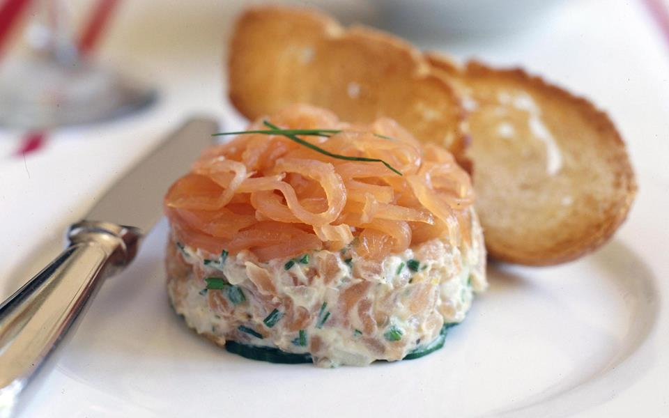 Smoked salmon rillettes recipe | FOOD TO LOVE