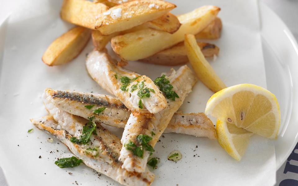 Fish and chips recipe food to love for Eds fish and chips