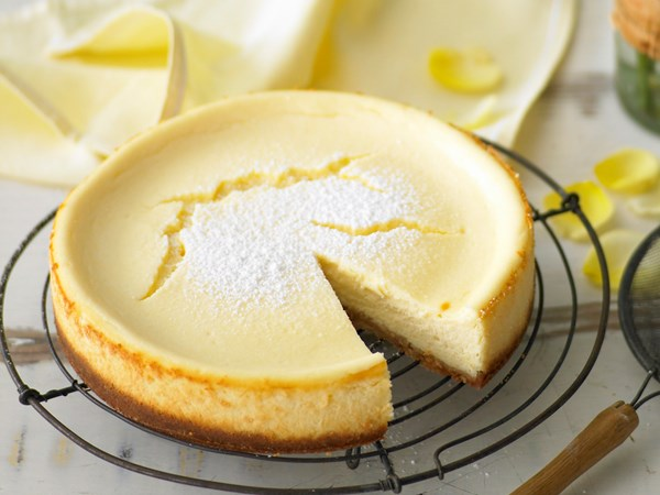 Lemon Ricotta Cheescake
