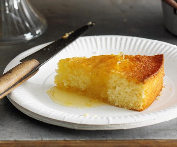 Australian Women S Weekly Lemon Syrup Cake