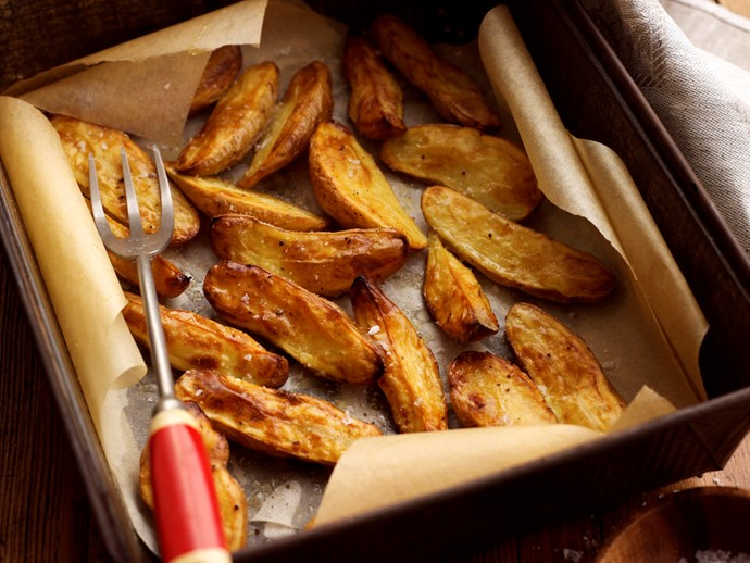 """Try it: [24 tasty ways with potatoes](http://www.foodtolove.com.au/recipes/collections/24-tasty-ways-with-potatoes