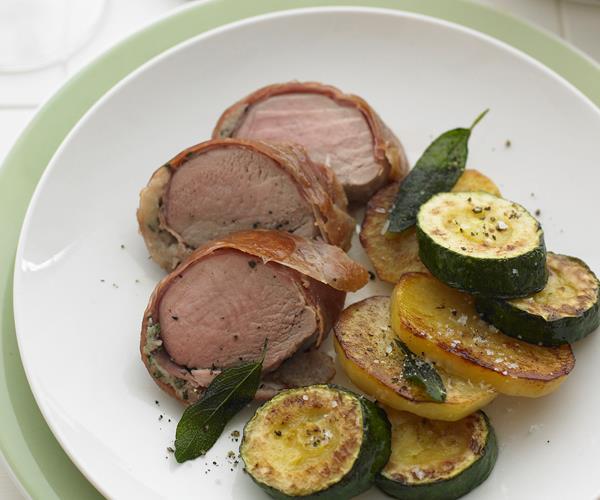 how to cook pork fillet
