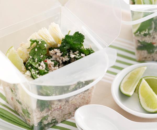Thai chicken larb recipe | Food To Love