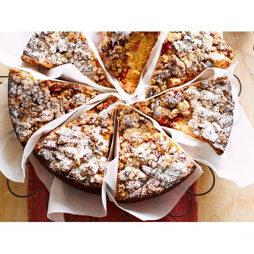 Rhubarb Cake Recipes Nz