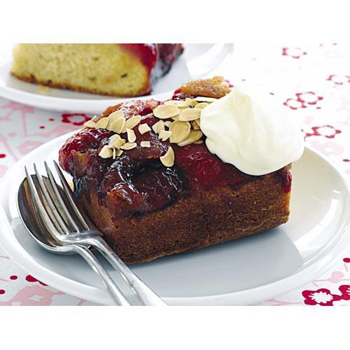 Plum And Almond Cake Nz