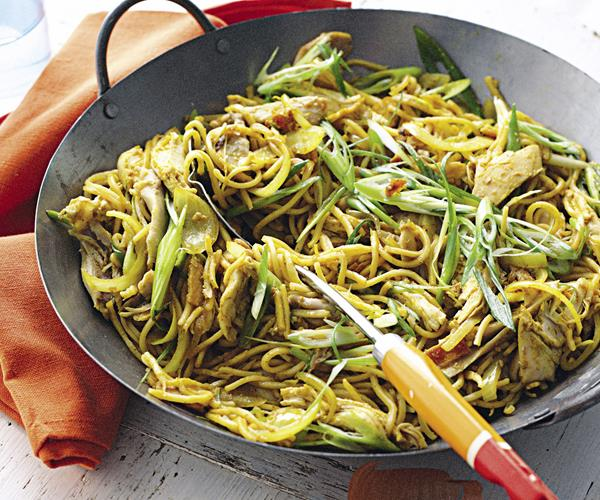 singapore noodle how to cook
