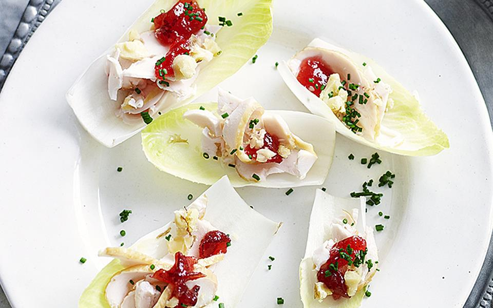 Smoked chicken canapes recipe food to love for Chicken canape ideas