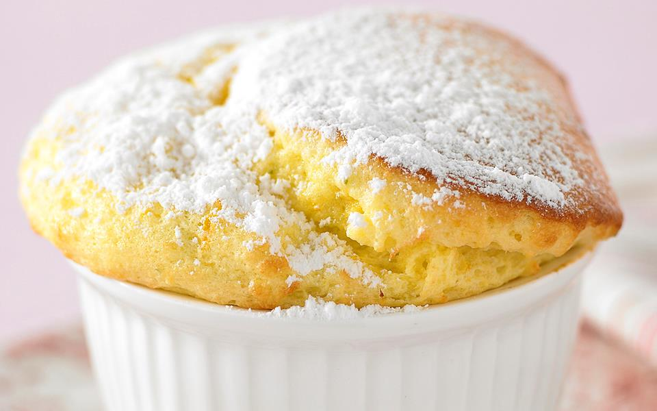 Citrus souffle recipe | FOOD TO LOVE