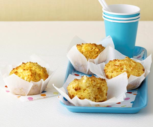 Pumpkin, bacon and feta muffins recipe | Food To Love