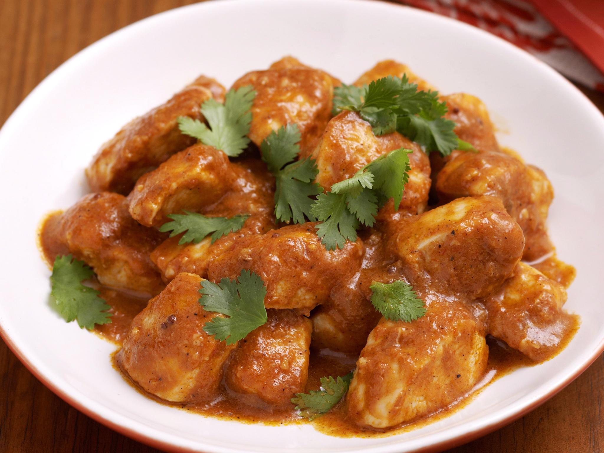 Quick Chicken Balti Recipe