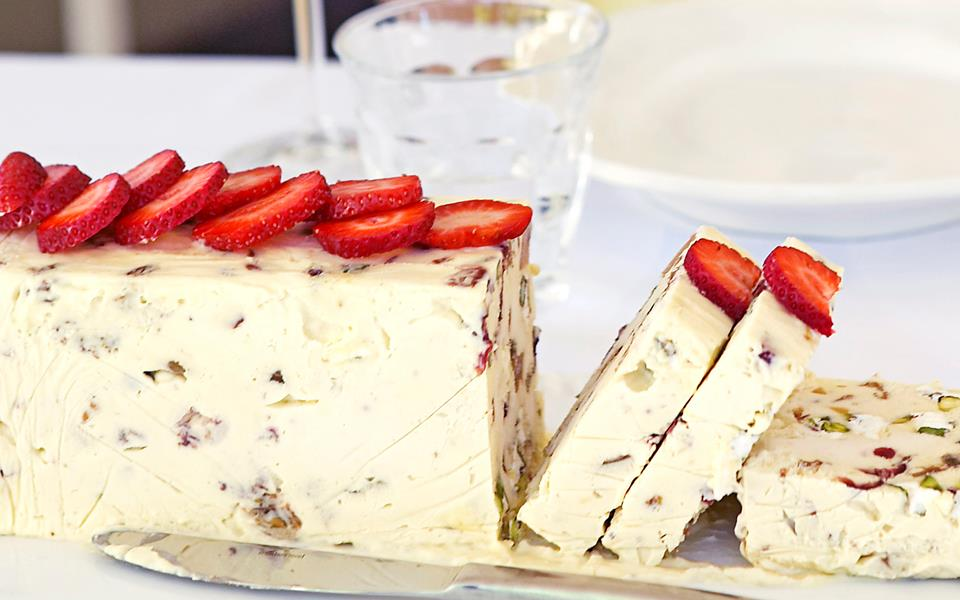 Italian cassata with nougat recipe | FOOD TO LOVE