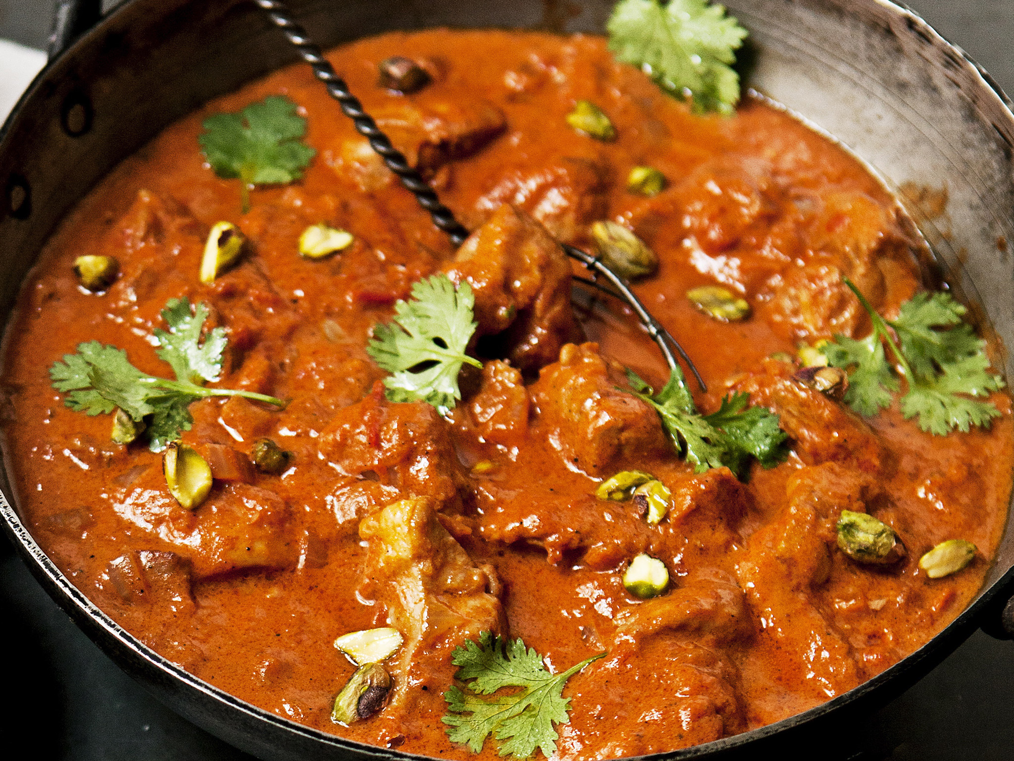 Zingy butter chicken curry recipe food to love forumfinder Images