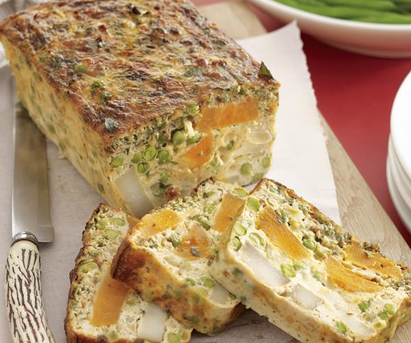 Potato and sun-dried tomato pesto frittata recipe   Food ...